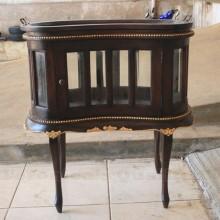 Antique Colonial Livingroom Tea Table