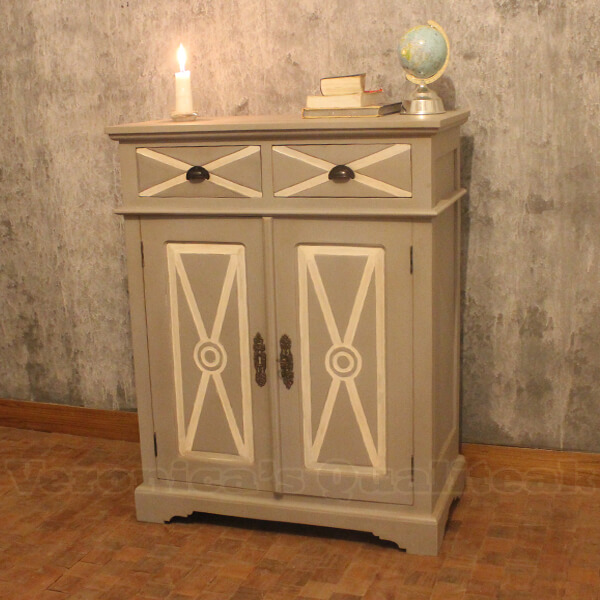Antique Distressed Painted Sideboards, Constantina Series