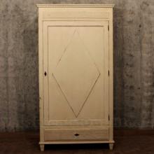 Antique White Paint Wardrobe