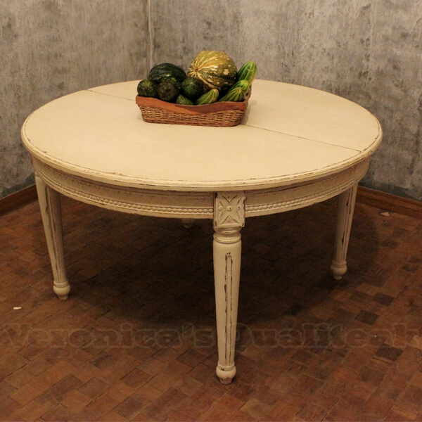 Tando Antique Gustavian Dining Table
