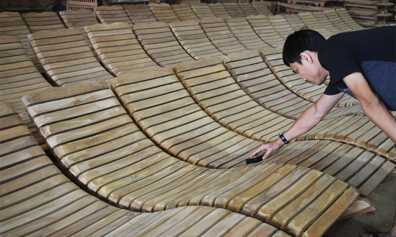 Indonesian Teak Patio Furniture Manufacturers | Veronicas ...