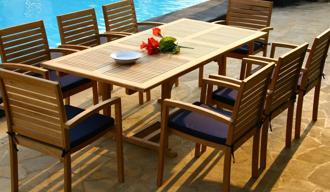 Grade A Quality Teak Outdoor Furniture