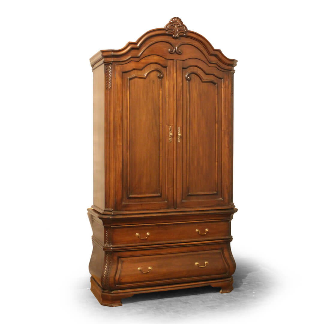 antique carving furniture wardrobe