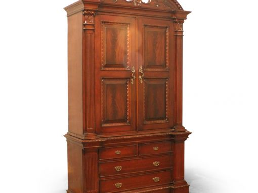 Antique Victorian Wardrobe – Bernard Series