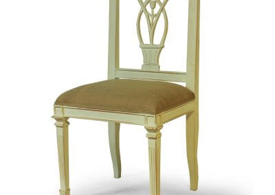 Antique Gustavian Dining Chair