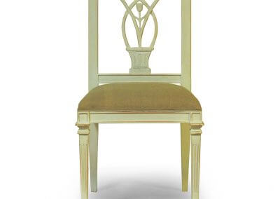 Antique Gustavian Dining Chair