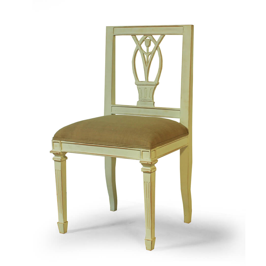 dining chair gustavian furniture style