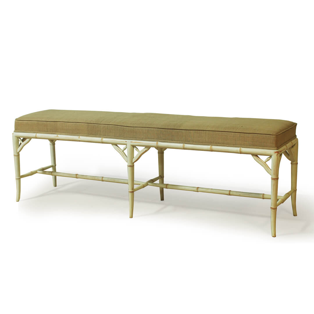 gustavian furniture bench