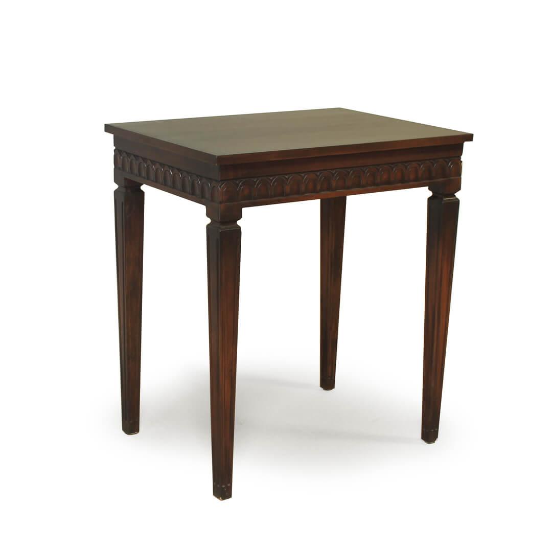 gustavian furniture side table