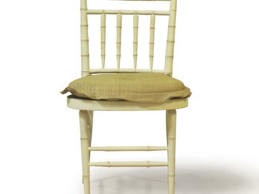 Bamboo Style Dining Chairs