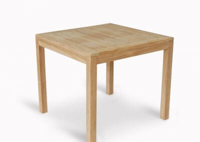 Teak Dining Table Square