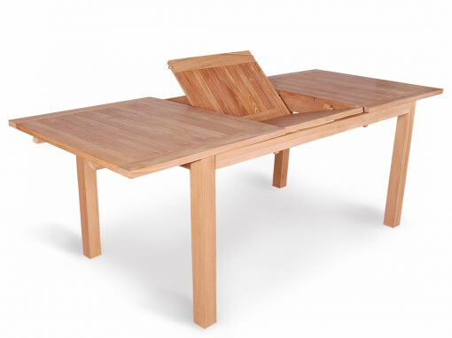 Recta Dining Extension Table For Outdoor