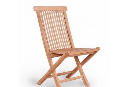 Teak Folding Chair Standard