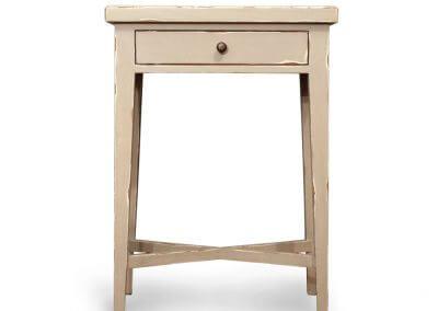 Greta Antique Side Table
