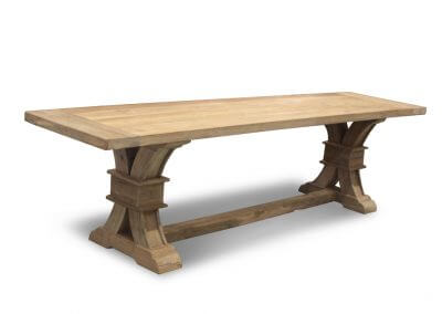Recycle Teak Dining Bench