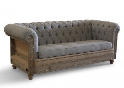 Antique Deconstructed Sofa