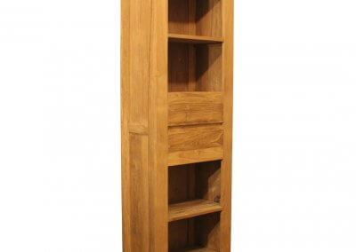 Teak Reclaimed Simple Bookcase