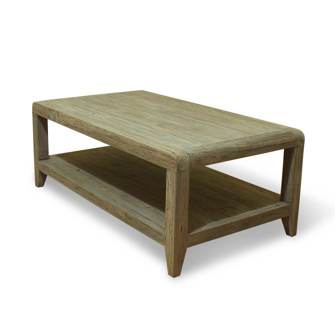 simple design coffee table left