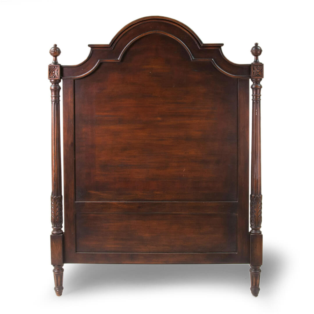 Carved Mahogany Headboards
