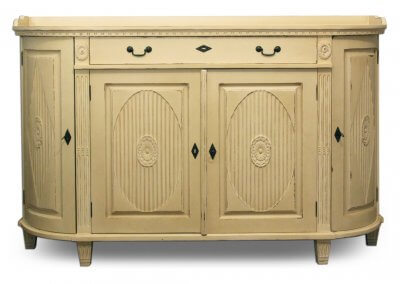 Antique Swedish Sideboard