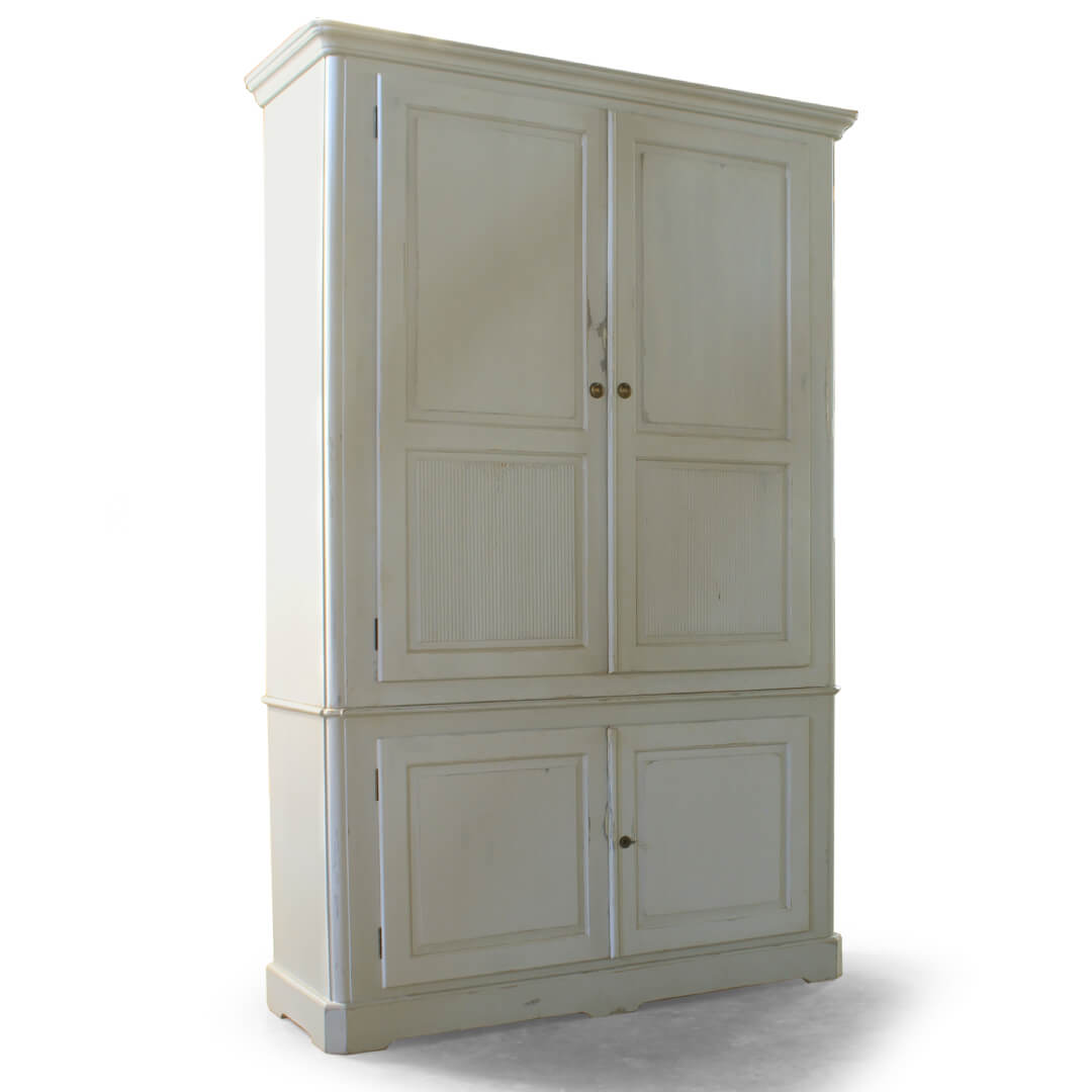 antique swedish cabinet