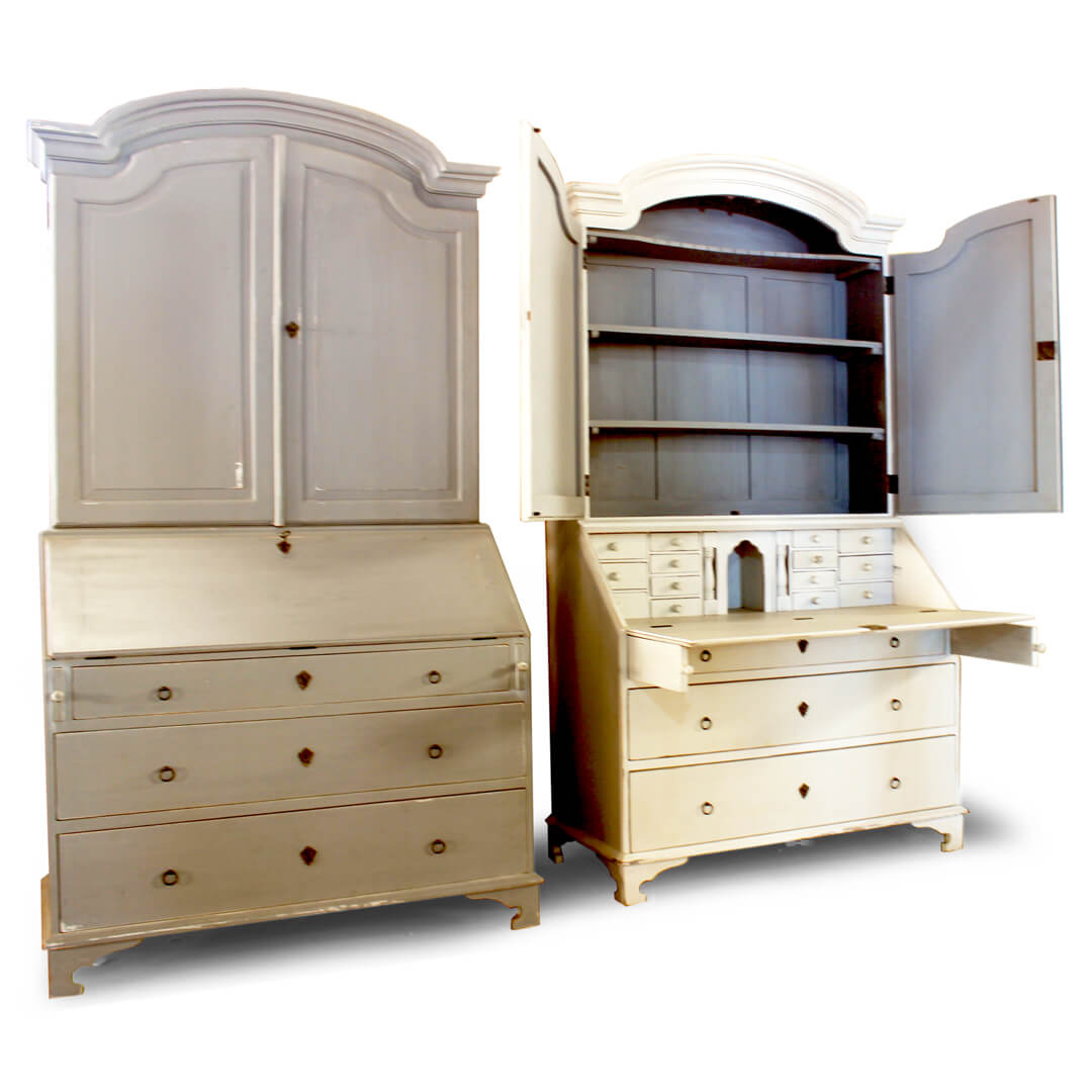 Antique Secretary Cabinets