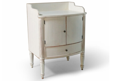Antique Gustavian Sidetable 2 Door