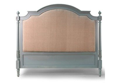 Upholstered King Size Headboard