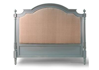 Upholstered King Size Headboard