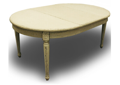 Gustavian Oval Dining Table