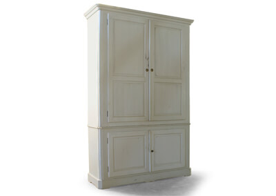 Swedish Gustavian Wardrobe