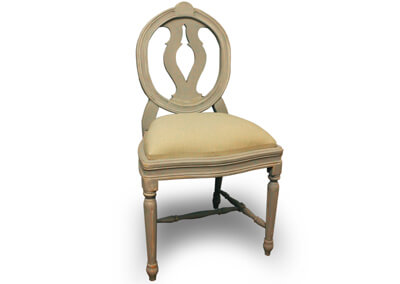 Tando Gustavian Dining Chair