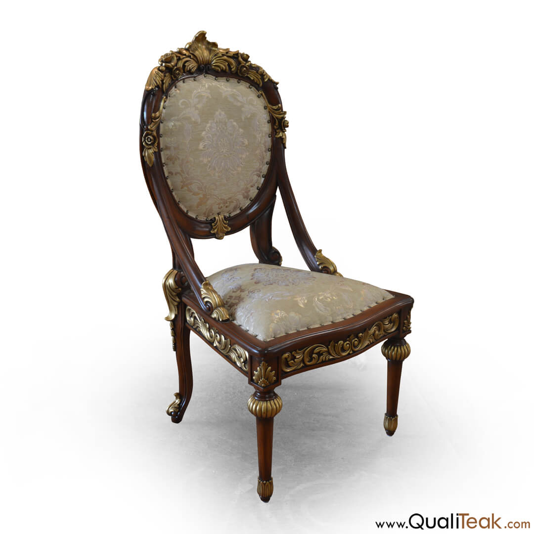 Heavy Carving Dining Chair