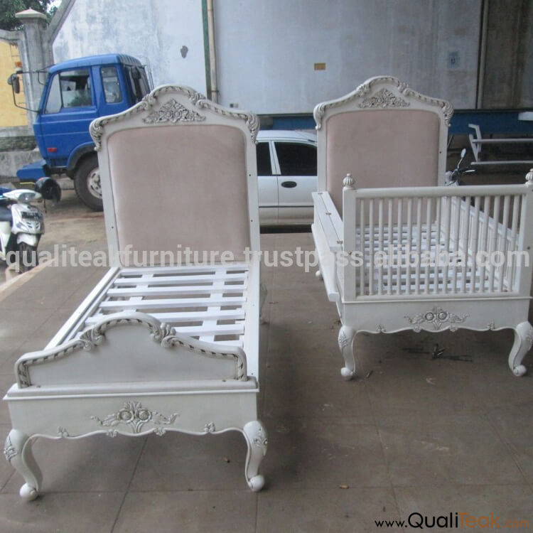 Antique French Cribs