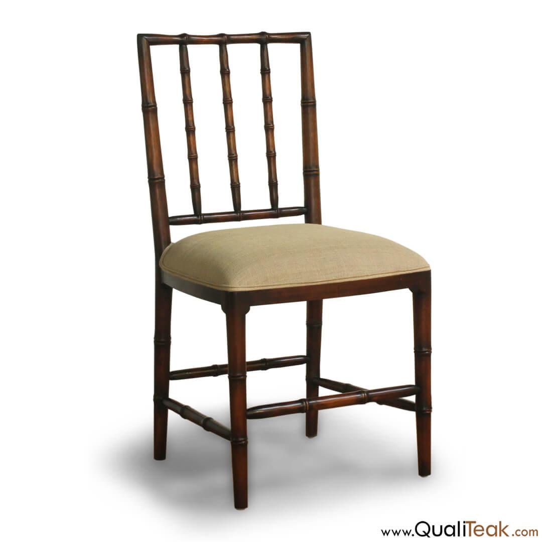 gustavian dining chair