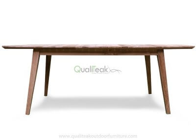 Teak Outdoor Extension Table – Tempur