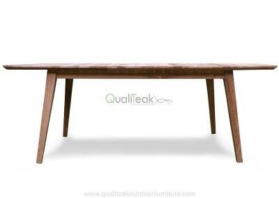 Teak Outdoor Extension Table – Tempur