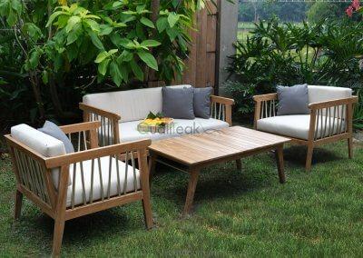 Garden Lounge Set Moshet